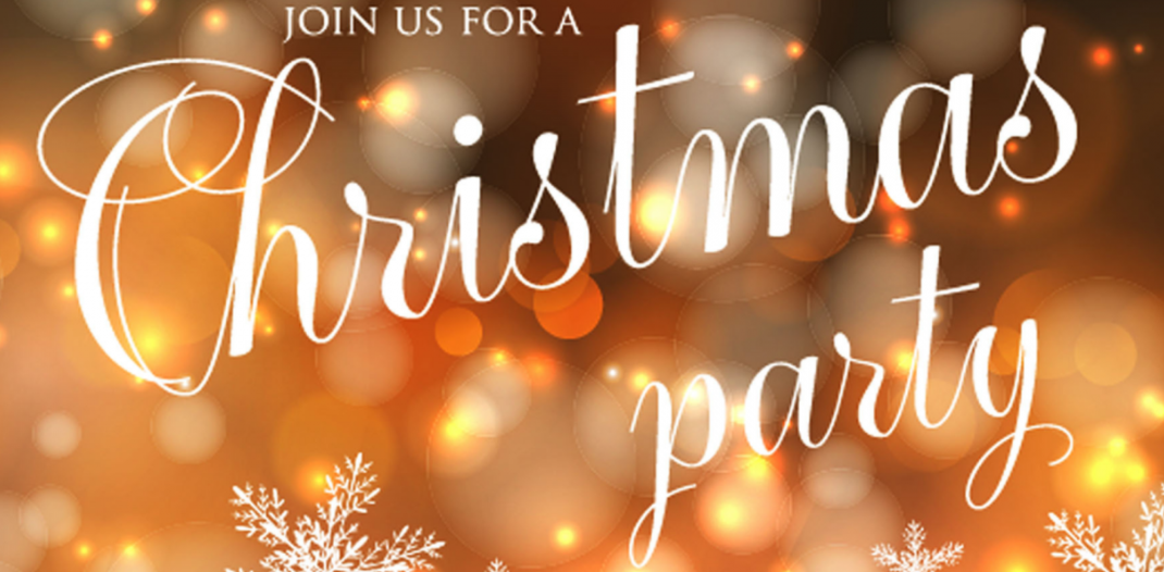 Christmas Party -Saturday December 22 - FREE BUFFET!